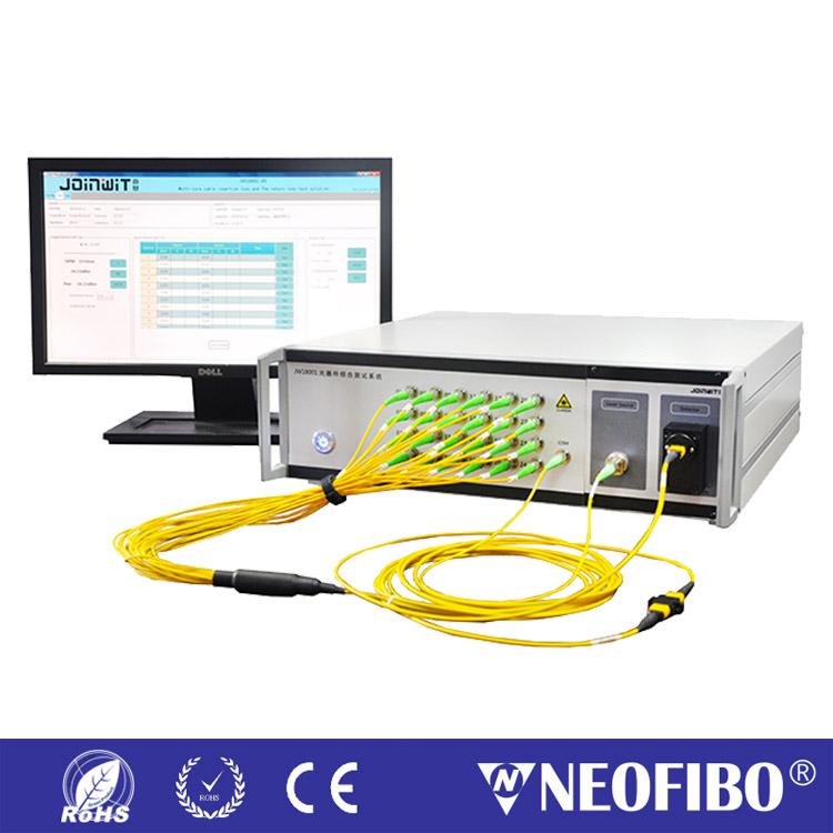 MPO/MTP Insertion & Return Loss Test Station FK-18001(SM)