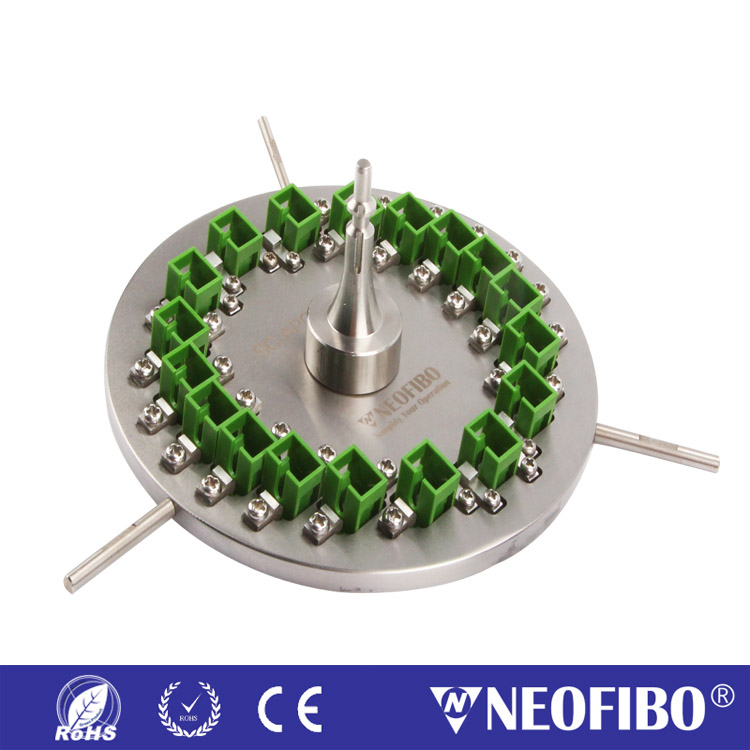 Fiber Optic Polishing Fixture SC-APC-18SK
