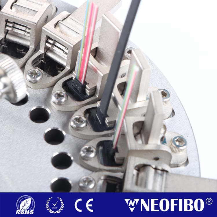 Fiber Optic Polishing Fixture MPO-APC-12DM