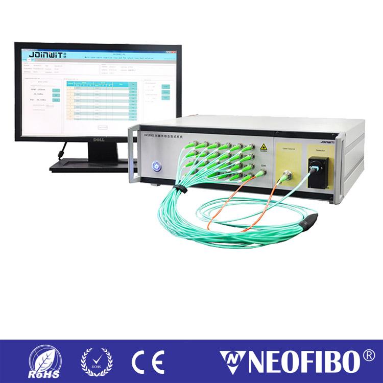 MPO/MTP Insertion & Return Loss Test Station FK-18001(MM)