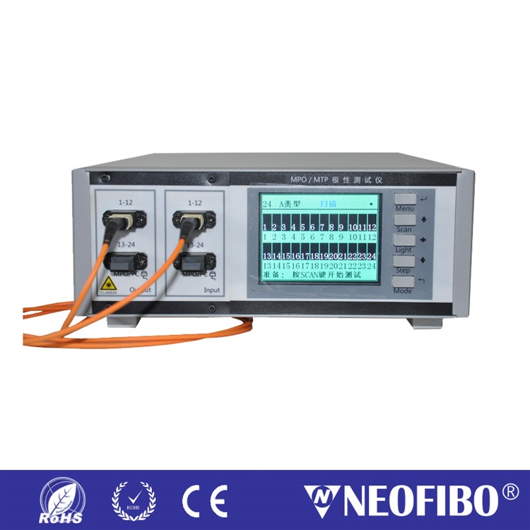 MPO/MTP Cable Sequence Tester FK-8203