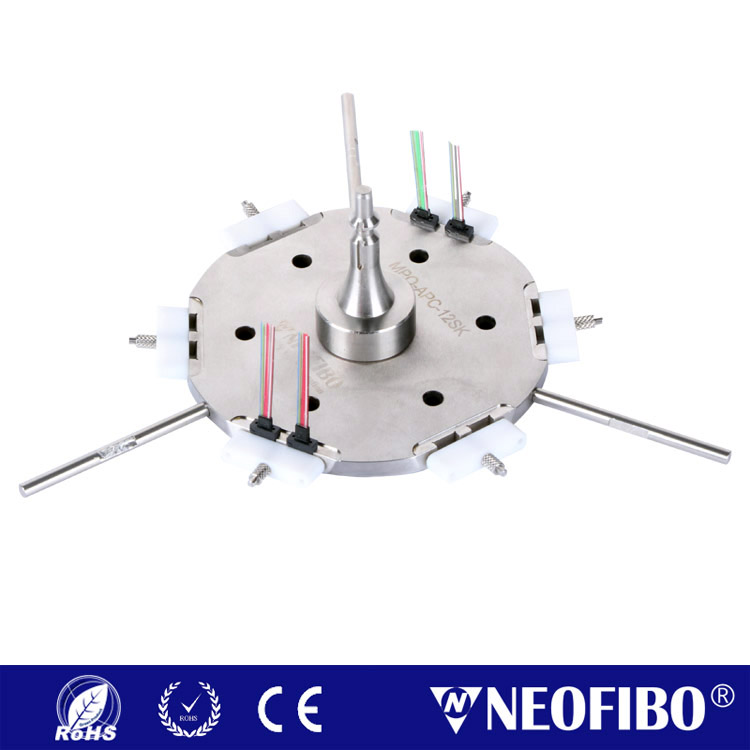 Fiber Optic Polishing Fixture MPO-UPC-12SK