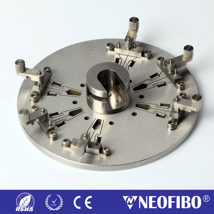 Domaille Fiber Optic Polishing Fixture MPO-UPC-12DM