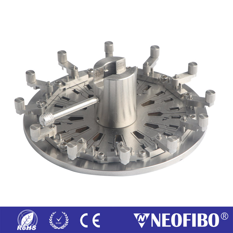 Domaille Fiber Optic Polishing Fixture MPO-UPC-24DM