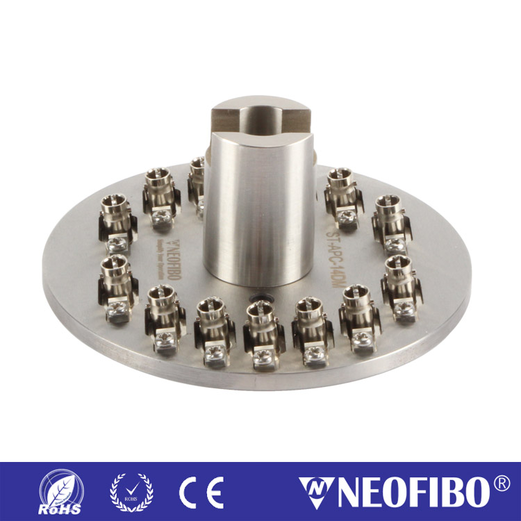 Fiber Optic Polishing Fixture ST-APC-14DM
