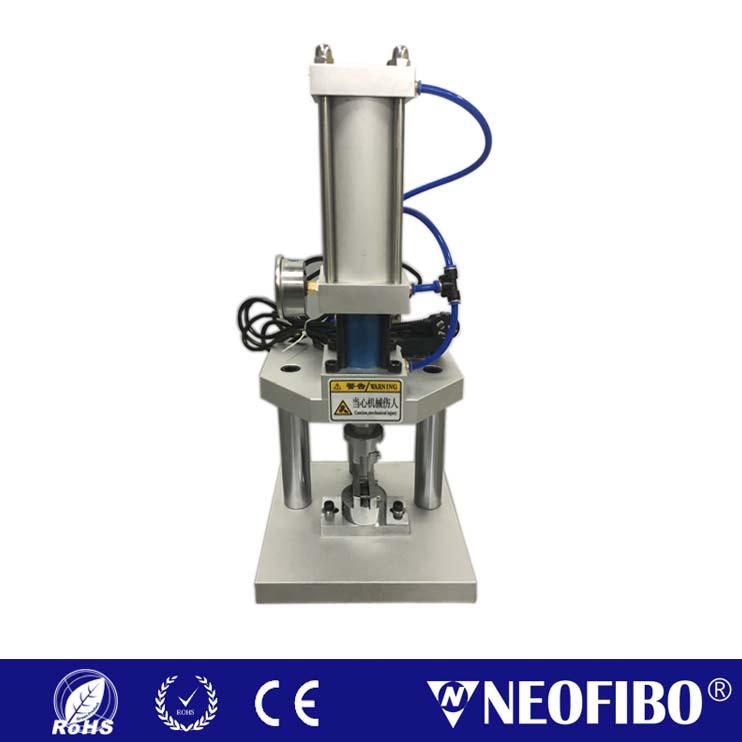 Fiber Optic Connectors Cripming Machine FCCM-5000A