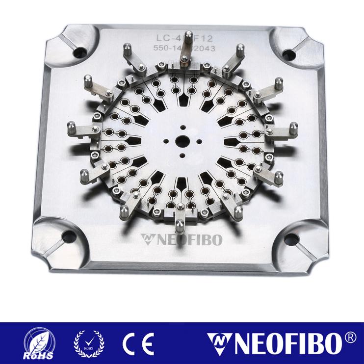Fiber Optic Polishing Fixture LC-48-F12