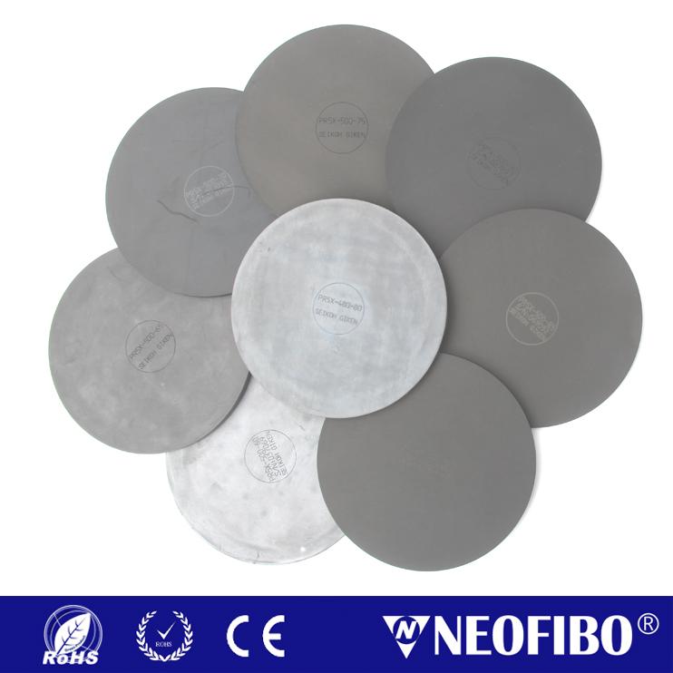 Seikoh Giken Polishing Rubber Pad PR5X-500-85