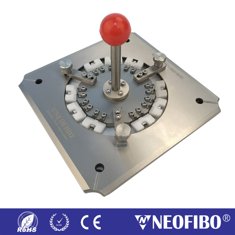 Fiber Optic Polishing Fixture E2000-APC-18(HS)