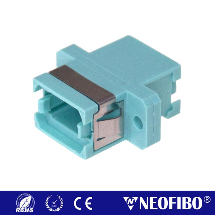 Senko MPO/PC Multi Mode OM3 Adapter MPO-MPO-OM3-AD