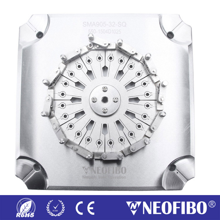 Fiber Optic Polishing Fixture  SMA905-24-SQ