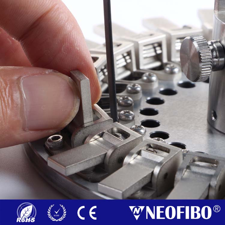 MPO polishing fixture