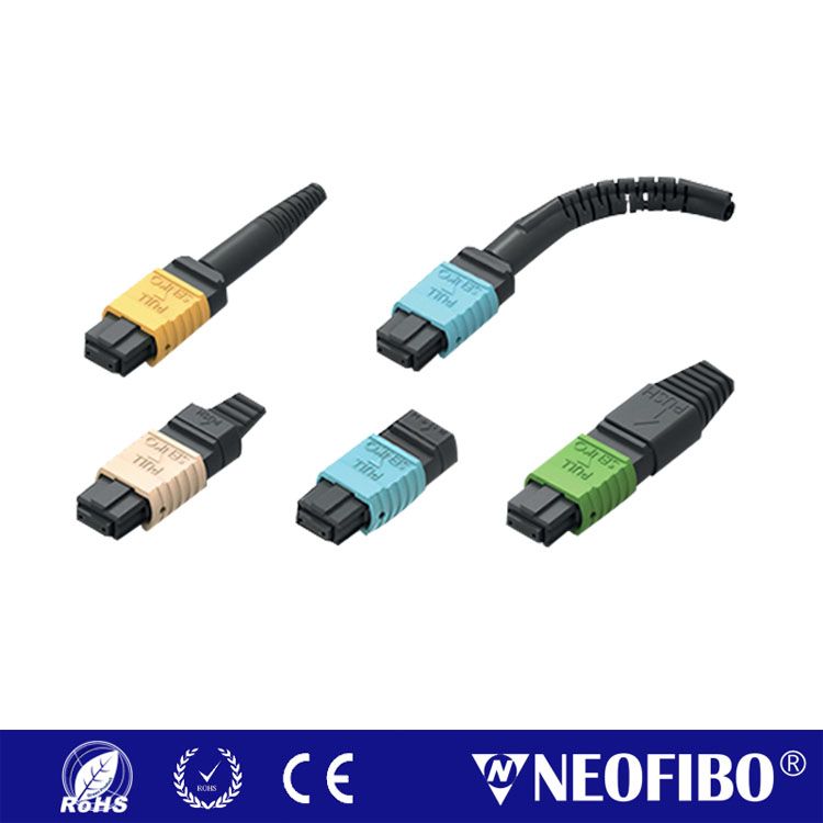 Differences between MPO and MTP connectors