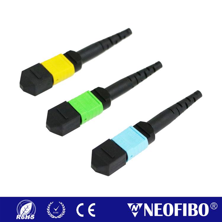 MPO UPC Single Mode Connectors MPO-UPC-SM