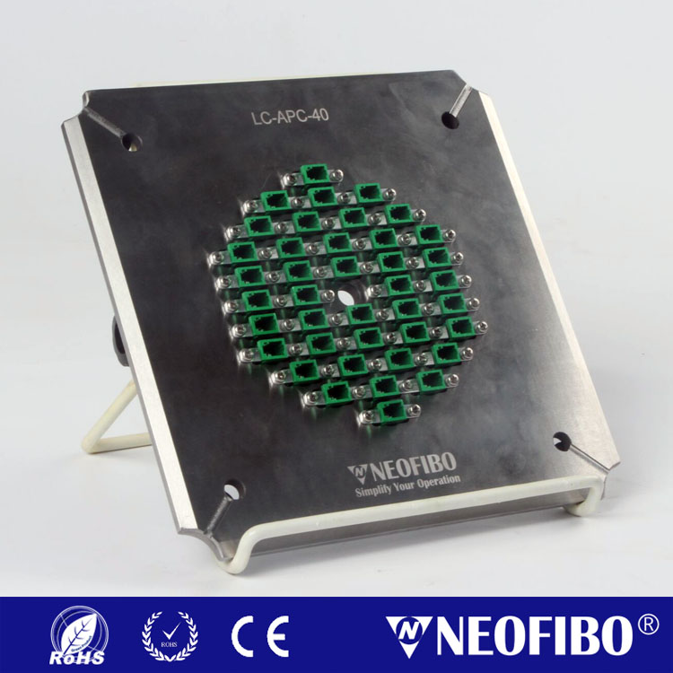 Fiber Optic Polishing Fixture LC-APC-40