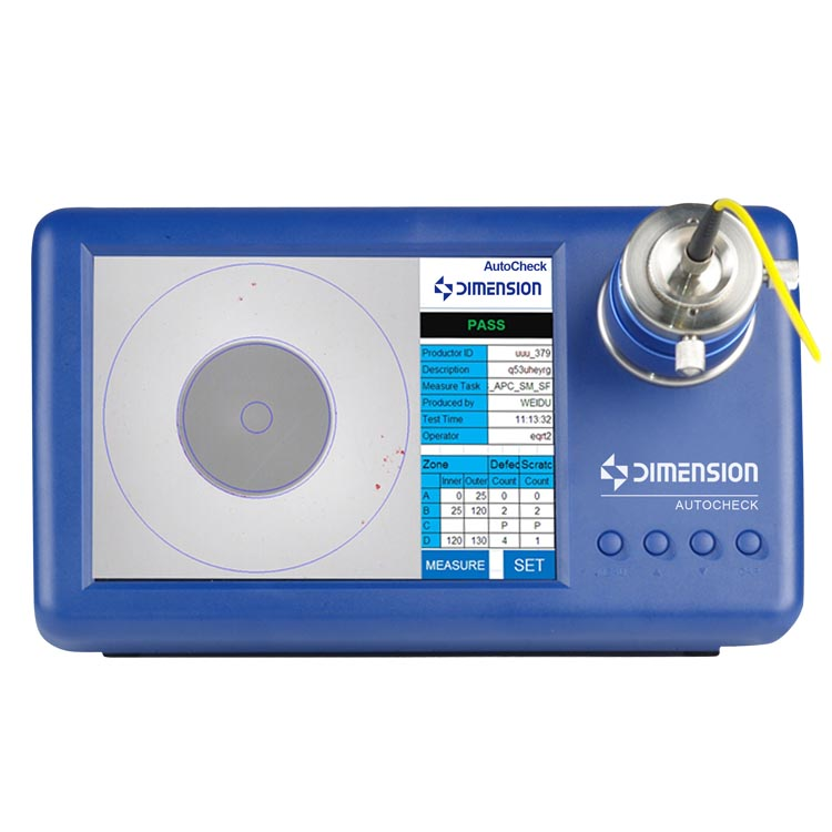 AutoCheck Integrated Fiber Endface Inspector AC400